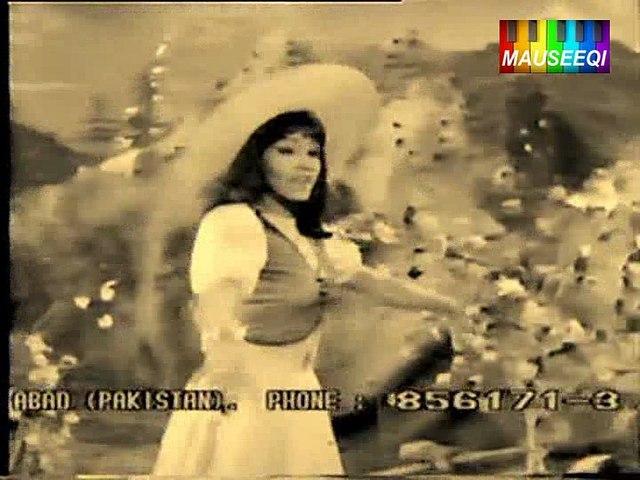 Ik Ajnabi Chehray Say Mulaqat - Baghi Haseena - Original DvD Nayyara Noor Vol. 1