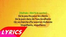 Rim'K - Stupéfiant ft. Lacrim [ Paroles  Lyrics ]