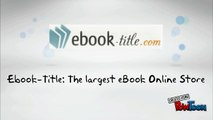 Ebook-Title: Buy Ebooks Online at Affordable prices