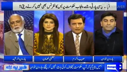 Haroon Rasheed reveals how PML (N) is stopping new political parties to initiate and how PTI was battered in its early days