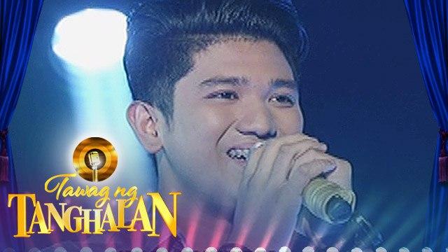 Tawag ng Tanghalan: Jeremiah Tiangco is still Tawag ng Tanghalan champion!
