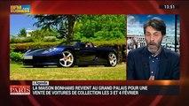 L'Agenda: La maison Bonhams vous donne rendez-vous les 3 et 4 février au Grand Palais pour une vente de voitures de collection - 31/01