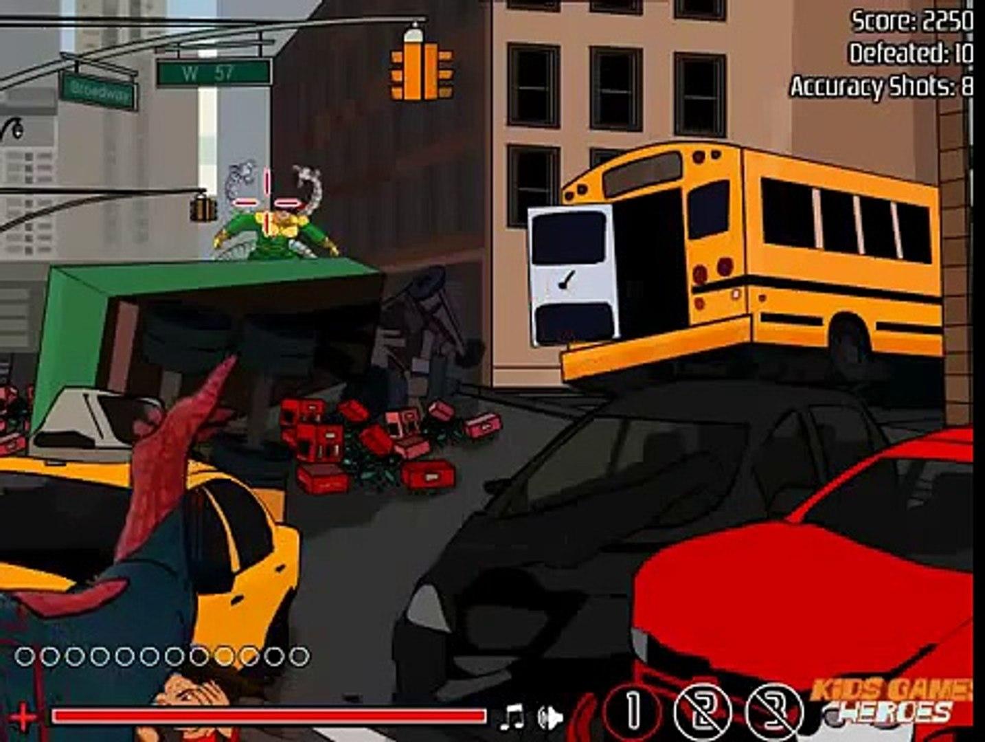 черепашки ниндзя спасают город от сил зла | онлайн игра от никелодеон (FULL HD)