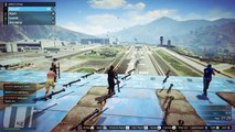 GTA 5 Online PC | RPGS vs ARMORED BALLER 2 | GTA 5 Funny Moments