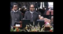 Pastors and Elders with Board of Bishops Bishop J. Neaul Haynes Homegoing Celebration