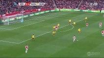 1-0 Alex Oxlade-Chamberlain - Arsenal v. Burnley 30.01.2016 HD