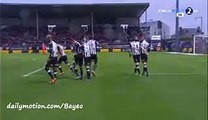 Romain Saiss Goal HD - Angers 1-0 Monaco - 30-01-2016