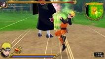 Naruto Shippuden Legends Akatsuki Rising Walkthrough Part 19 Naruto vs Itachi Boss Fight 60 FPS