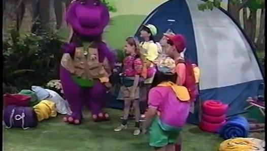 Barney & The Backyard Gang: Campfire Sing-Along (Original ...