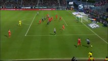 2-0 Cheikh Ndoye Goal France  Ligue 1 - 30.01.2016, Angers SCO 2-0 AS Monaco