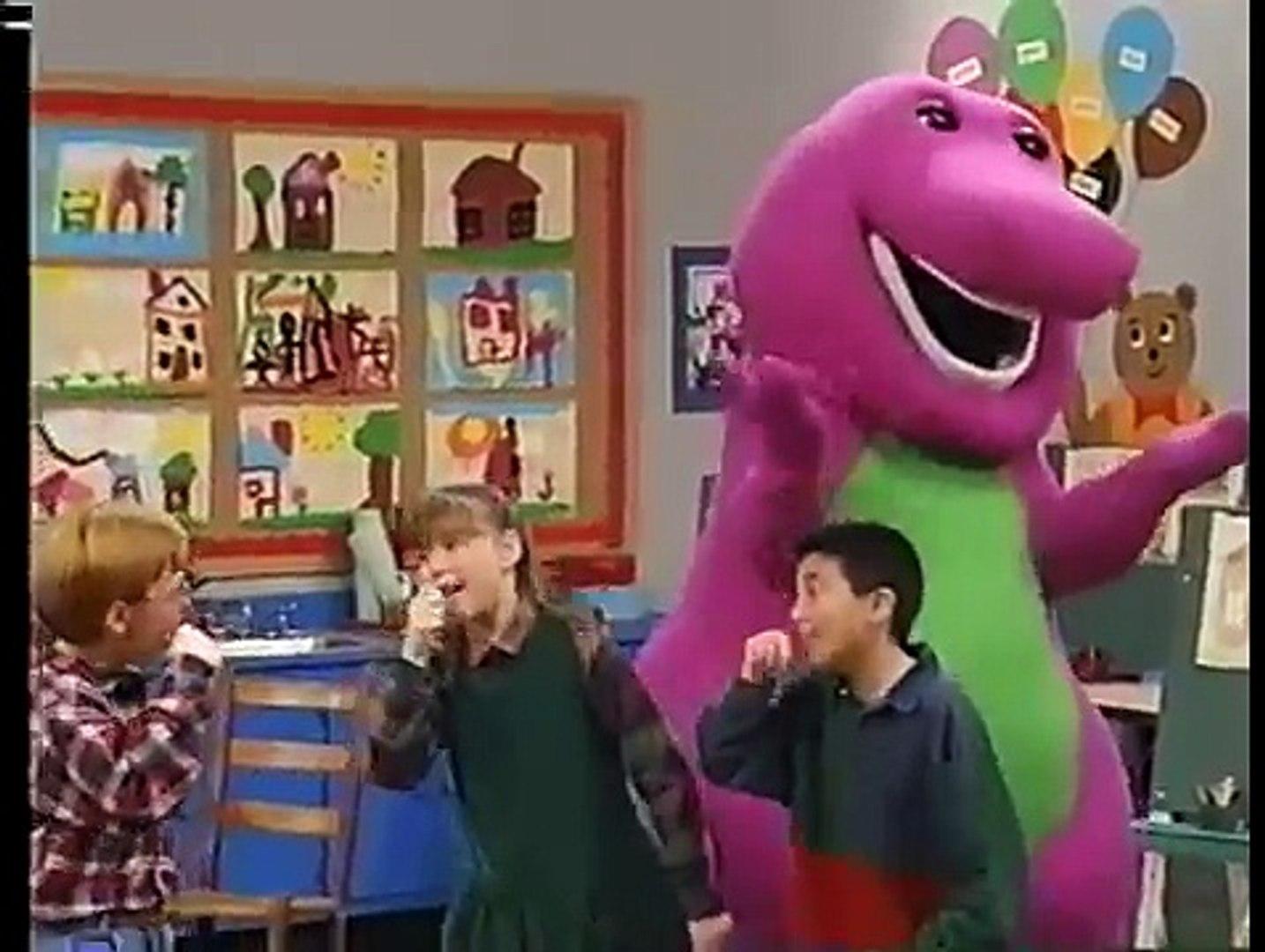 Barney Songs (VHS Version)