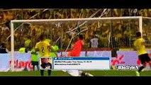 Barcelona SC vs U de San Martin 4-3 Goles y Resumen Noche Amarilla 2016 RONALDINHO SHOW