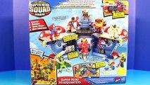 The Super hero Squad Show Super Hero Headquarters Save Iron Man From Dr. Doom & Imaginext