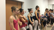 Les danseuses de cycle III