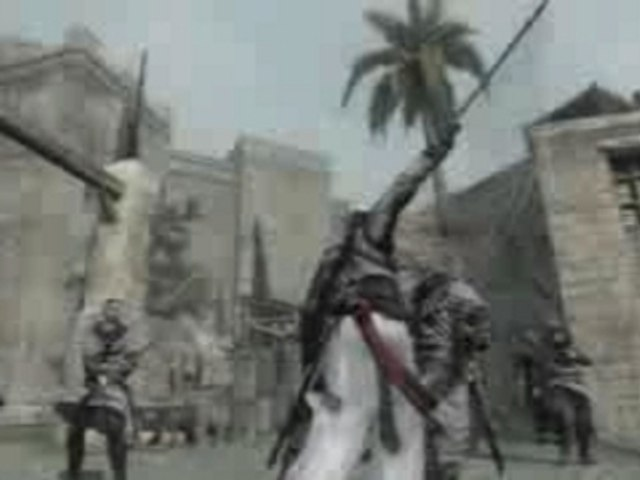 Assassin's Creed Gameplay trailer