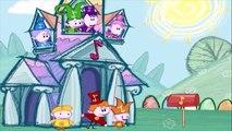 Обучающие музыкальные мультфильмы Весёлые Нотки, развивающие мультики от BabyfirstTV