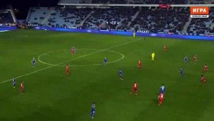 Гол Брандао Эваеверсон Лемос да Силва · Бастия (Бастия) - Лион (Лион) - 1:0