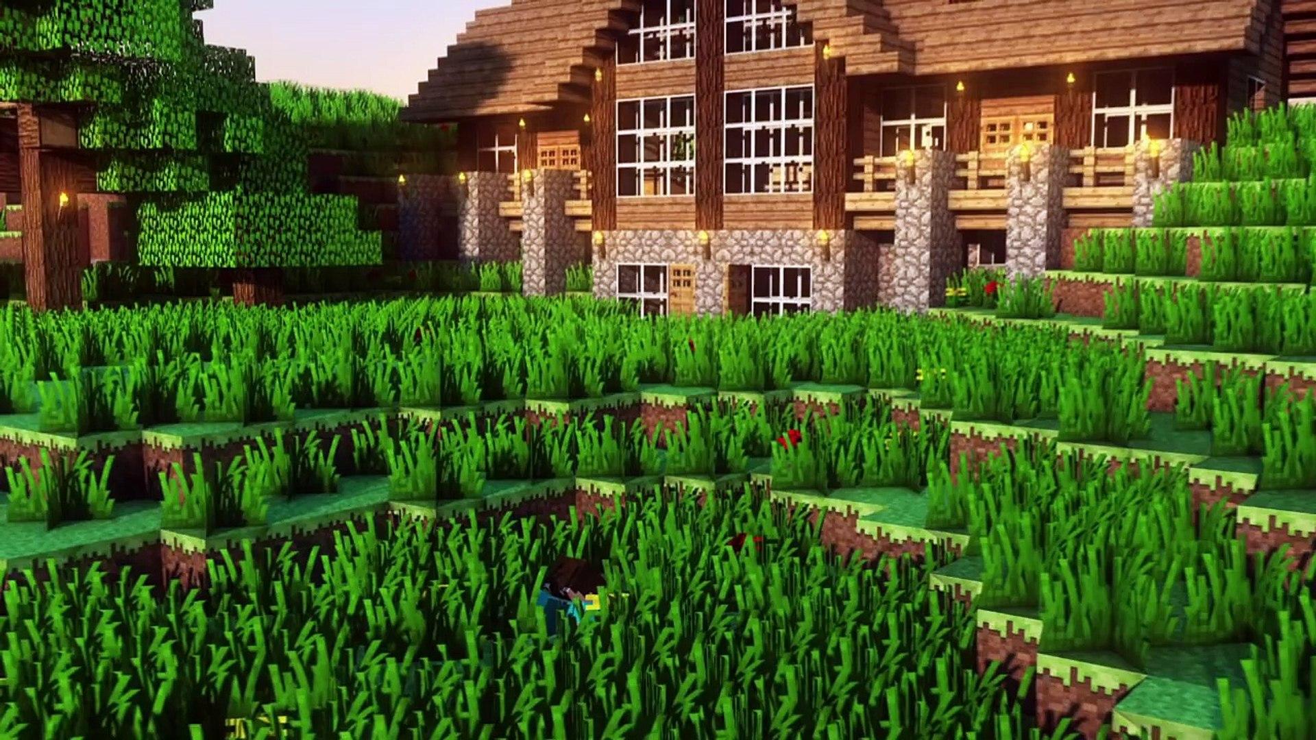 Luisa Rowe Diamonds Hide Minecraft Parody