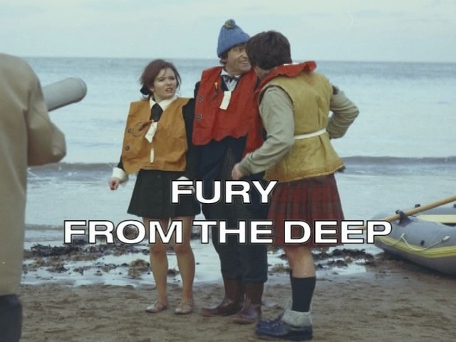 Loose Cannon Fury from the Deep  Introduction Roy Spencer LC22