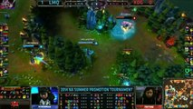 NA LCS Promotion Tournament D1 LMQ vs XDG 2ND GAME