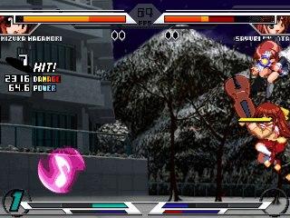 Mizuka in one match