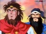 Romance of the Three Kingdoms Episode 35 English Sub 横山光輝 三国志 35