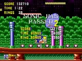 Sonic the Hedgehog Playthroguh part 3 - Spring Yard Zone