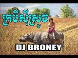 Khmer Remix - ក្របីសុីស្រូវ - 2016 - 2017 - Remix Dj Broney