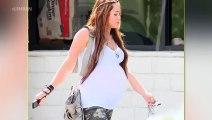 Miley Cyrus Pregnant With Liam Hemsworth