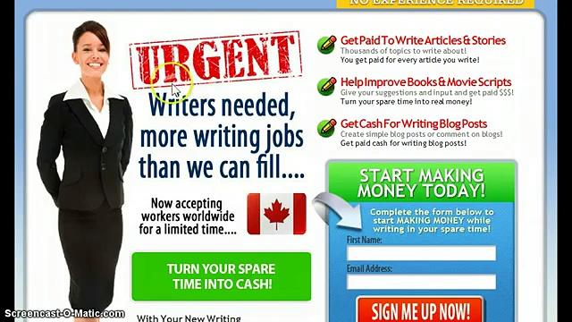 Real Writing Jobs online jobs – online jobs