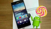 Sony Xperia M5 & M5 Dual Getting Android 5.1 Update