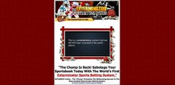 The Exterminator Sports Betting System By Author Of The #1 System