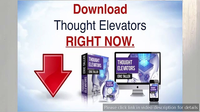Thought Elevators Review – Improve Yourself For A Better Life – Personal Development