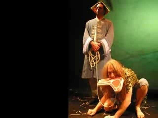marionnettes, Gulliver, Houyhnhnms