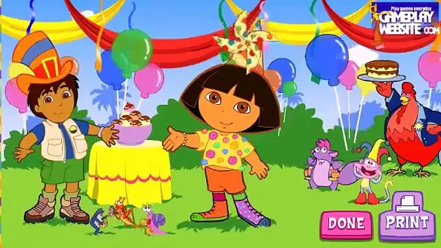 Dora lExploratrice Dora the Explorer full episode English Dora Silly Costume Maker CReva8LNn M