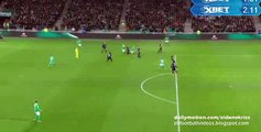 Super Chance for Saint Etienne - Saint Etienne v. Paris Saint Germain 31.01.2016 HD