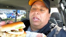 BURGER KING® Flame Grilled Chicken Burger REVIEW!