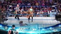 Mickie James Vs Gail Kim Vs ODB | TNA Hardcore Justice