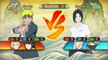 Naruto Shippuden Ultimate Ninja Storm Revolution : DLC Escuela Naruto Sasuke Sakura Hinata #28