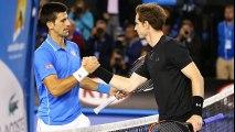 Novak Djokovic - Andy Murray LIVE Open d'Australie 31.01.2016
