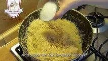 Kanafeh with Pudding Recipe _ Turkish Dessert