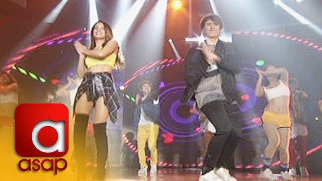 ASAP: Sarah, Enrique danced to 'Sorry'