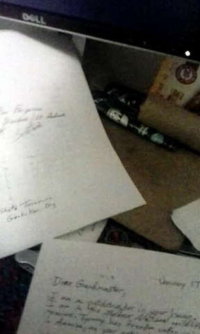 Retraction -Malhuer letter not Masonic