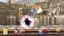 Super Smash Bros. for Nintendo 3DS & Wii U - Gameplay Bayonetta VS Corrin