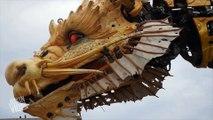 Long Ma - Le Cheval-Dragon à Nantes