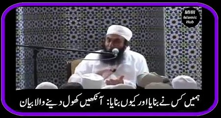 Insan ko Allah ny Lothry sy Banaya hy By Maulana Tariq Jameel