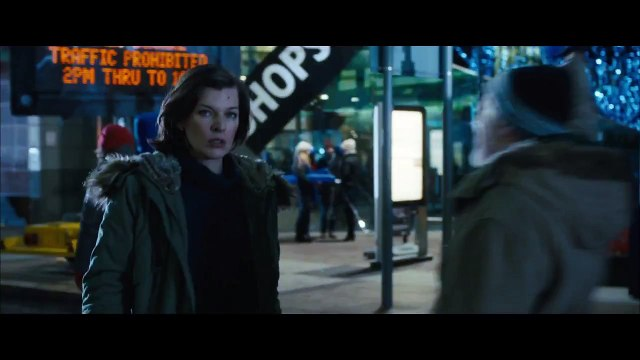 Survivor Movie Clip - Milla Jovovich Fight 2015 - Milla Jovovich, Pierce Brosnan Action, Thriller H