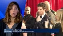 Les grands gagnants de SAG awards