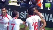 هدف إفتتاح النتيجة للمنتخب التونسي ضد مالي