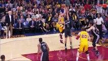 San Antonio Spurs - Cleveland Cavaliers 30 Jan16  Highlights